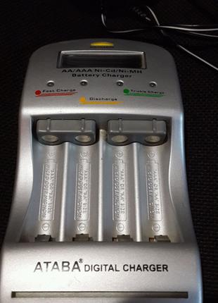 ATABA зарядное для акумуляторов