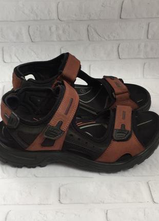 Чоловічі босоніжки ecco мужские босоножки сандалии оригинал