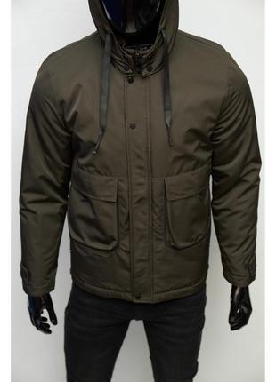 Куртка мужская демисезонная fr хаки