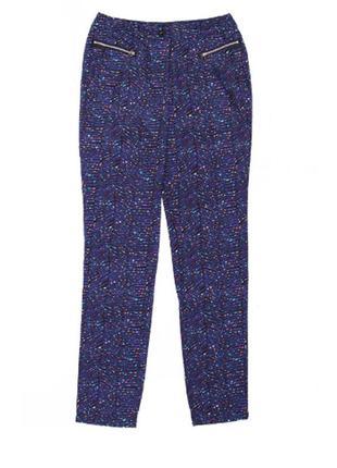 Штаны брюки  color block оригинал европа франция