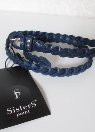 Ремень пояс pu-кожа датский бренд sisters point оригинал европ...