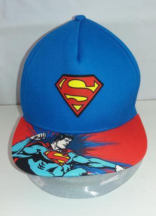Кепка бейсболка superman dc c&a германия оригинал европа