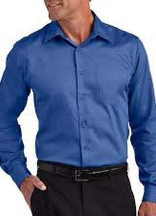Рубашка xl 2xl английского бренда george sateen оригинал европ...