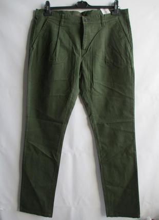 Штаны брюки фирменные m-xxxl promod оригинал европа франция