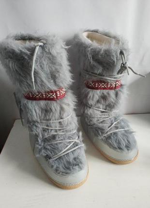 Луноходы снегоходы мунбуты moon boot snow fun европа германия ...