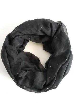 Снуд хомут шарф двойная петля c&a оригинал европа германия