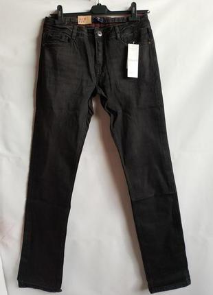 Плотные джинсы slim fit на подростка  kiabi 14 158-164, 16 164...
