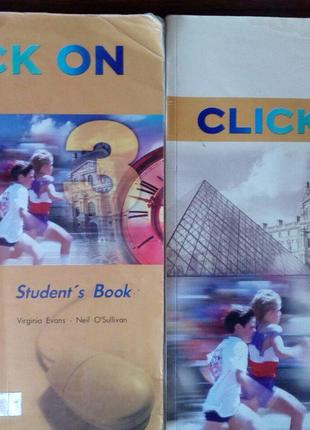 Click On 3 Student's Book+Workbook