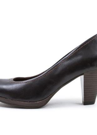 Кожаные туфли pier one 37