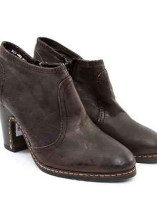 Женские кожаные ботильоны ботинки  liebeskind berlin германия