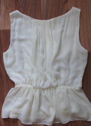 Блуза блузка benetton  оригинал италия