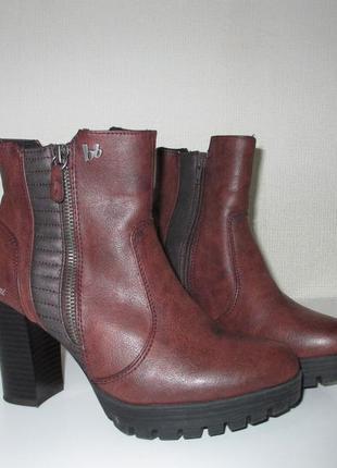 Женские ботинки европейского бренда bruno banani германия