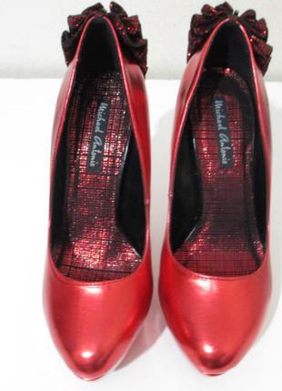Оригинальные туфли от американского бренда michael antonio ори...