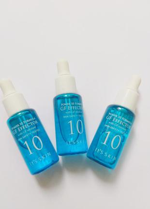 Активная сыворотка для увлажнения кожи it's skin power 10 form...