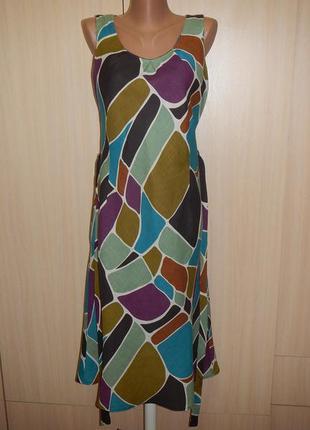 Льняное платье hobbs p.10