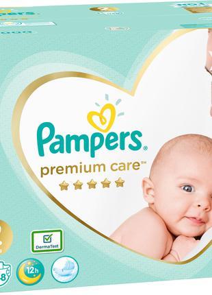 Продам подгузники Pampers Premium care 2, 148 штук