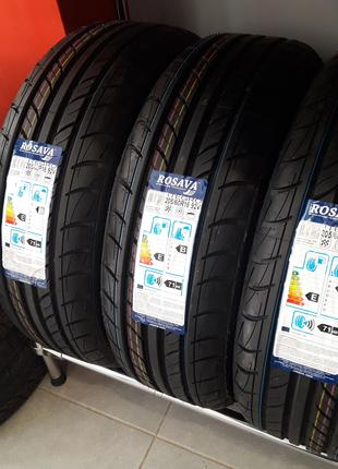 Новые летние шины 205/60r16 Rosava Itegro