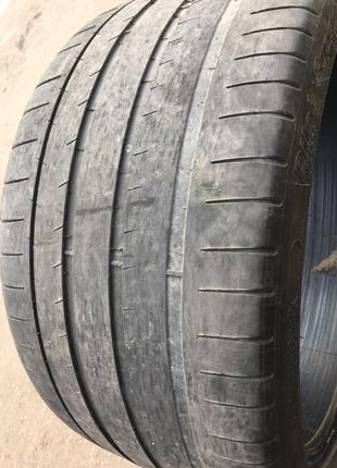 295/30 ZR20 2 ШТ , Michelin Pilot Super Sport