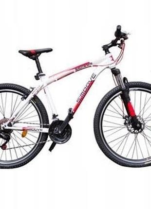Горный велосипед MTB - S'moove Excite 27,5 - бело/красный