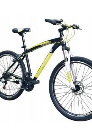 Горный велосипед MTB - S'moove Excite 275 - черный / желтый