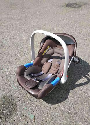 Детское автокресло улучшеного комфорта CARRELLO