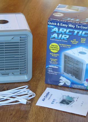 Arctic Air охладитель воздуха увлажнитель Arctic Air мини кандёр