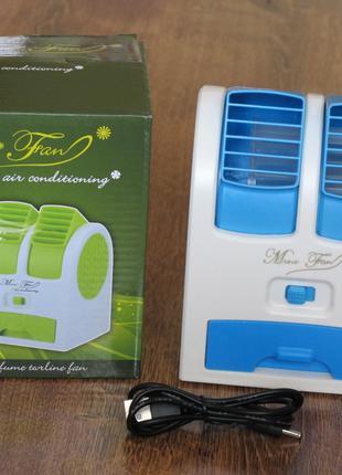 Мини кондиционер вентилятор охладитель Conditioning Air Cooler