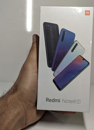 Xiaomi Redmi Note 8T 4/64GB белый (Международная версия)