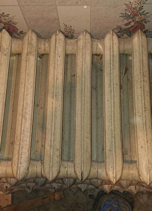Чурунные радиаторы