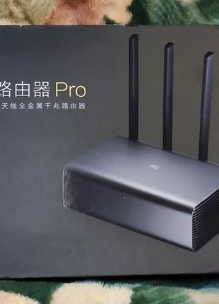 Роутер Xiaomi Router Pro маршрутизатор R3P