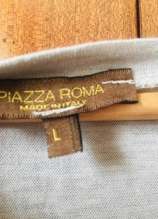 Льняное платье - туника италия