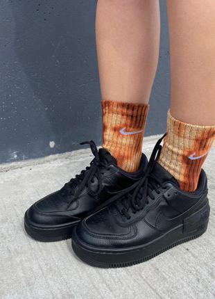 Носки Nike Tie-Dye