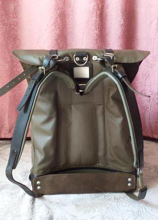 Швейцарский военный рюкзак P.DUBS SEENGEN