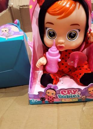 Кукла плакса Cry babies