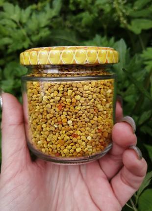 Домашняя пчелиная пыльца