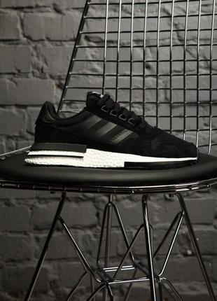 Adidas zx 500 black
