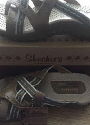 Skechers босоножки шлёпанцы 35