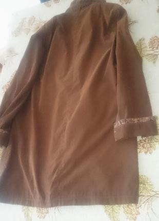 Продам женскую куртку демисезонную б/у