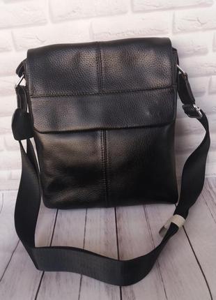 Мужская сумка из натуральной кожи кожаная чоловіча кожана шкіряна