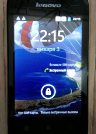 Мобильный телефон Lenovo A66