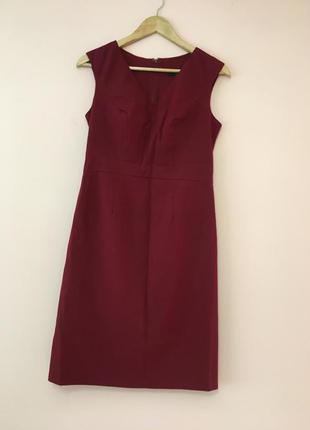 Платье сарафан делового стиля