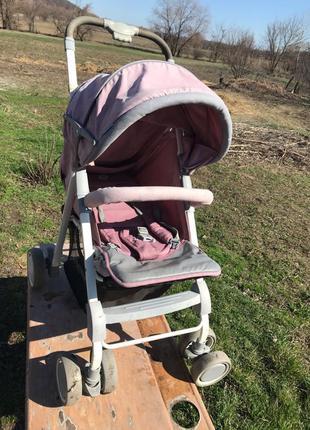 Срочно!детская прогулочная коляска