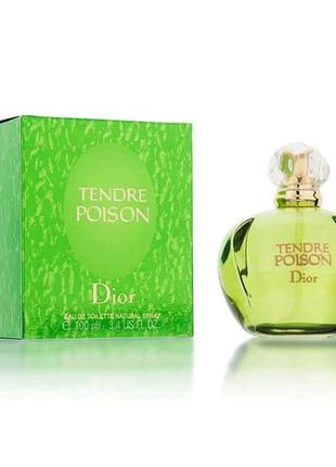Christian Dior Tender Poison