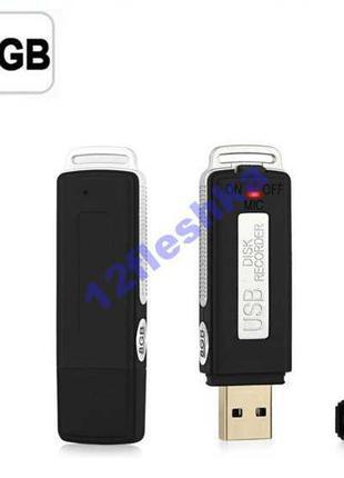 АКЦИЯ Цифровой диктофон флешка 8gB - Диктофон USB ДЕНЬ-ВРЕМЯ