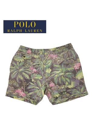Шорты polo ralph lauren для плаванья
