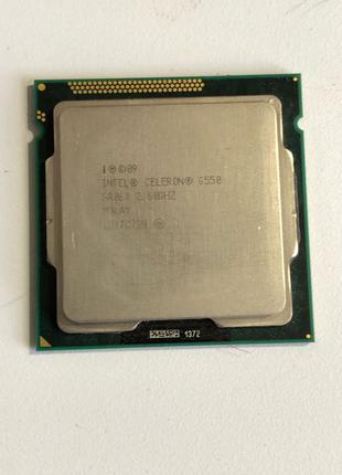 Процессор Intel Celeron Dual-Core 6550