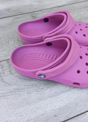 Crocs женские кроссовки тапки оригинал весна лето