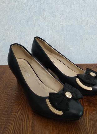 Женские туфли soft wind