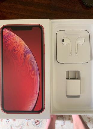 Адаптер питания+наушники Apple Новые(запечатанные)