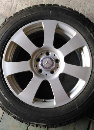 Диски 5x112 Mercedes 221